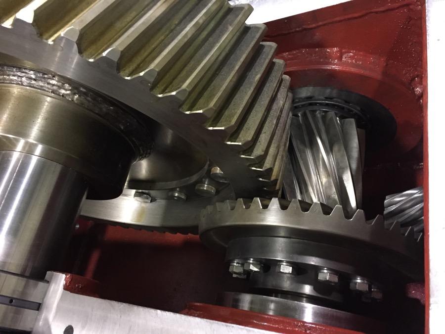 Fabricación reductor