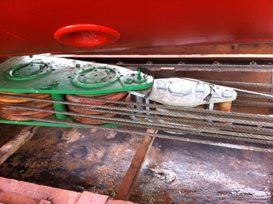 Ampliacion capacidad en varadero