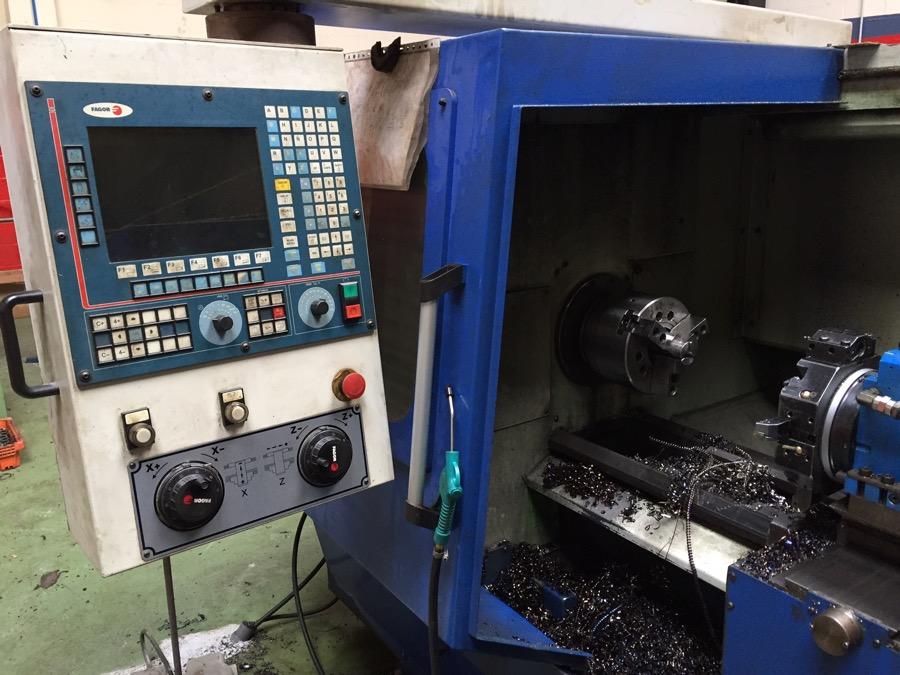 Fabricación cnc piezas de precision